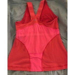 Lululemon Deep V Athletic Tank